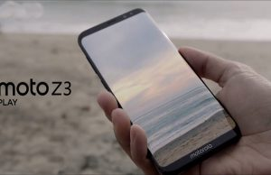 Here is the First Look of Moto Z3 Play