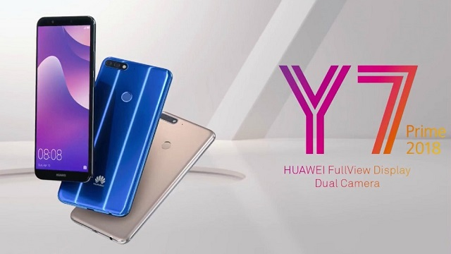 Press Release: The Fiery Hot HUAWEI Y7 Prime 2018 Reaches Islamabad