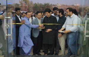 Grand Opening of Samsung Brand Shop in Peshawar