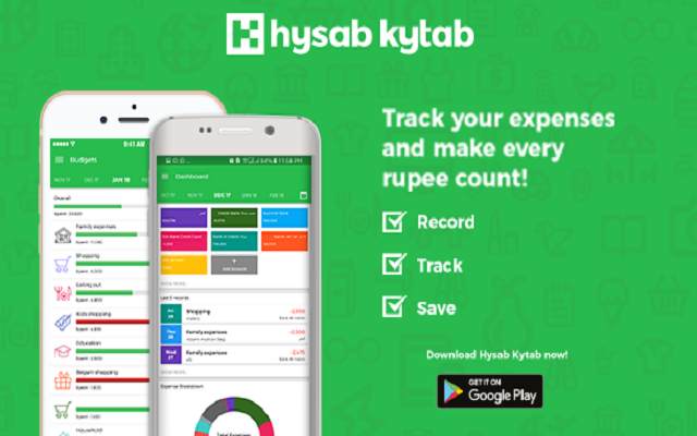 Jaffer Business Systems Introduces Hysab Kytab App at DigiBAP Summit