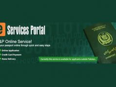 Online Registration for the Renewal of Passport in Pakistan Starts Today