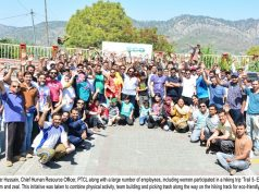 PTCL organizes Trail 5 -Eco Hike in Islamabad