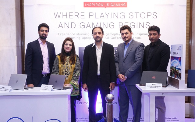 Dell showcases its Unique Range of Products at the Dell Experience Roadshow in Pakistan