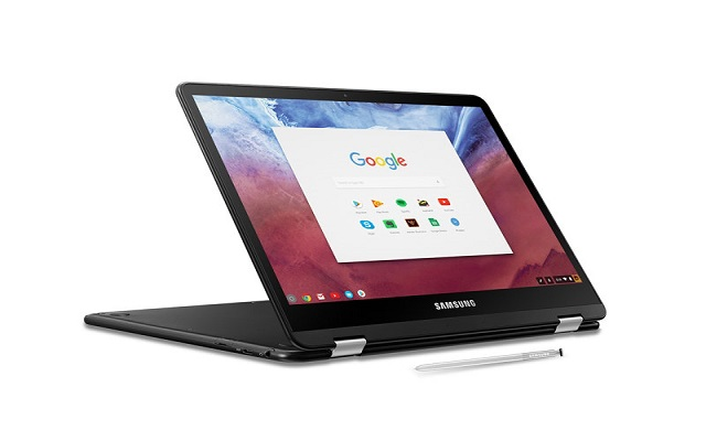 Samsung Launches Chromebook Pro with a New Backlit Keyboard Version