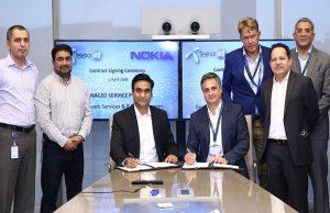 Telenor Pakistan and Nokia Partner
