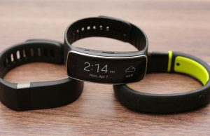 The Wearable Light Tech Fitness Bands