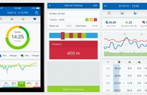 Track your activities with Android Fitness Apps