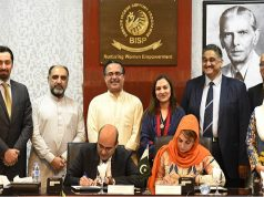 BISP and Uber Pakistan ink MoU
