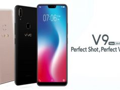 Vivo to Launch Vivo V9 in Pakistan Tomorrow