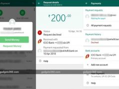 WhatsApp Payments' New Feature Let You Request Money On Android Beta
