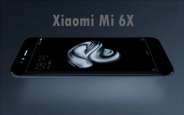 Xiaomi Mi 6X To Launch Today