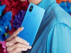 Xiaomi Mi 6X to Launch in Five Colors