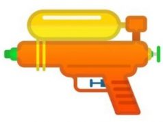 Google, Microsoft & Facebook Replacing Handgun with Water Gun Emoji