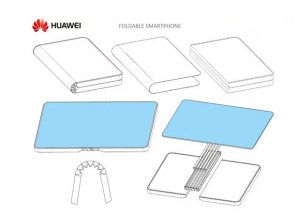 Huawei Plans to Launch World's First Foldable Smartphone in November