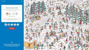 Google adds Where's Waldo to Google Maps