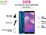 Zong Offers Huawei Y7 Prime 2018