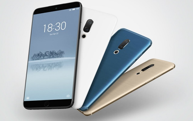 Meizu 15 Launches