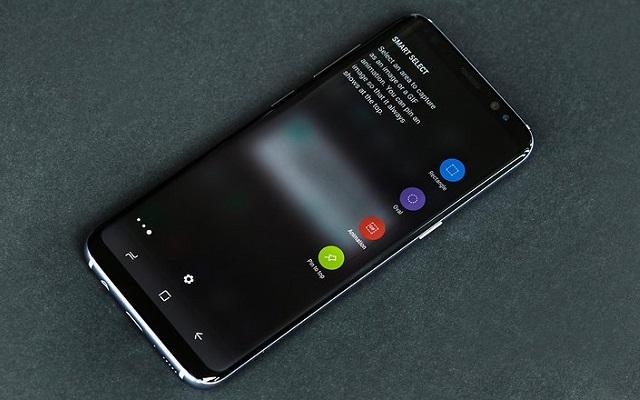 Samsung Galaxy S8 GIF Support