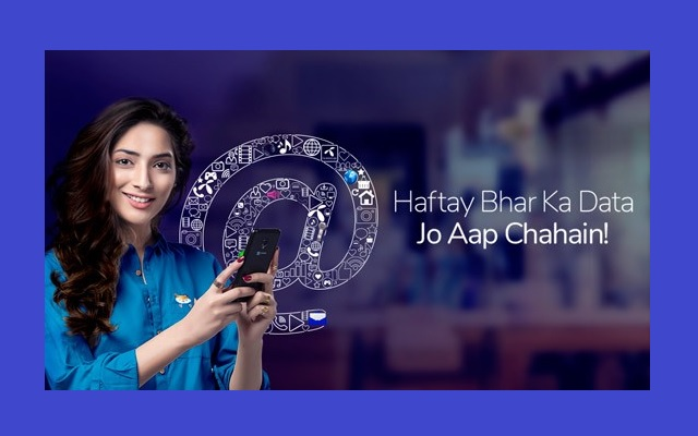 Telenor Introduces 4G Weekly Ultra Offer