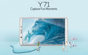 Vivo's Y71 becomes the most affordable FullViewTM Display Smartphone in Pakistan