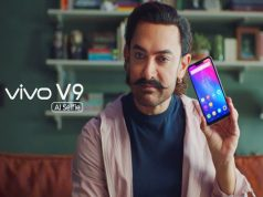 "Vivo V9 is a super compact smartphone for a 6.3"" Display with 19:9 Aspect Ratio"