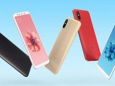 Xiaomi Mi 6X Launches