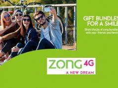 Zong Get A Bundle Service
