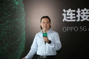OPPO Announces the World's First 5G Video Call Demo Using 3D Structured Light Technology