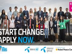 Applications for Telenor Youth Forum 2018 are now open