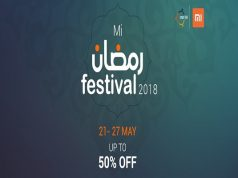 Step up your Game with Mi and Gear up for Mi Ramadan Festival