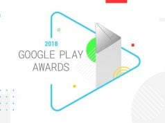 2018 Google Play Award Winners