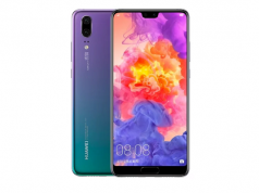 Huawei P20 Aurora Gradient Launched with Color Changing Capability