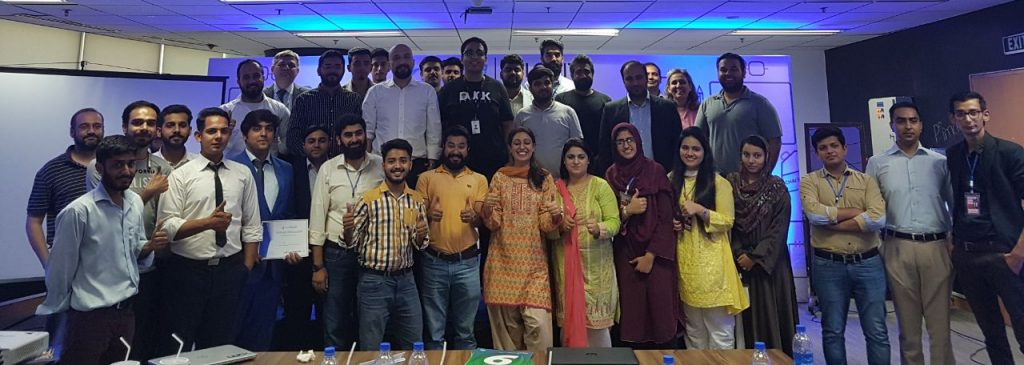 Telenor Velocity Hosted Pakistan's First 'IoT Hackathon' in Lahore