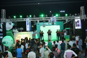 OPPO Hosts a Fun-Filled of F7 Hot Sale activity in Pakistan