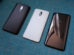 OnePlus 6 Arrives with Trendy Specs