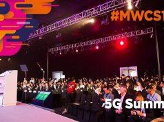 5G Summit at MWC Shanghai