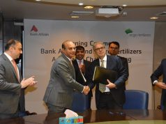 Bank Alfalah & Engro Fertilizers Pen Strategic Partnership