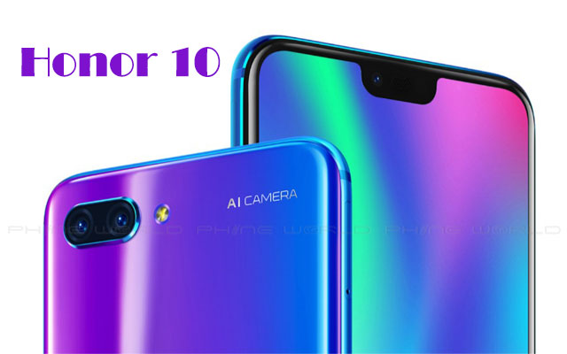 Honor 10 to Launch Globally