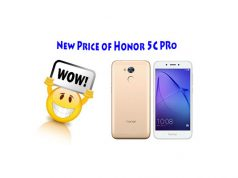 Honor Reduces the Price of Honor 5C Pro