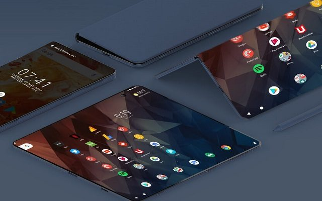 Samsung Galaxy X The Future Of Smartphones
