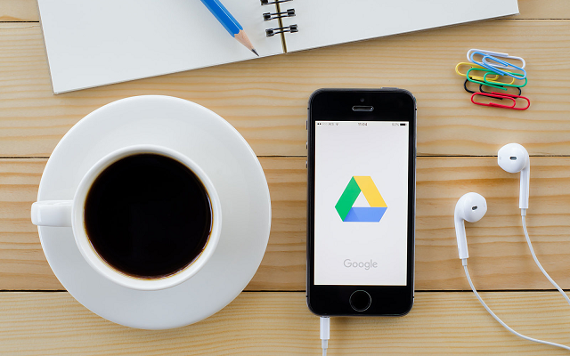 Google Drive New Design to Look Like New Gmail