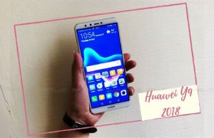 HUAWEI Y9 2018 Now Available in Pakistan