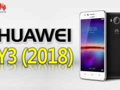 Huawei Y3 2018 Goes Official on Website