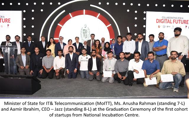 Jazz Introduces Digital Policy Framework at NIC Graduation Ceremony