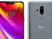 LG G7 ThinQ Hands-on Images Leaked