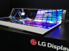 LG Unveils a 77-Inch Flexible & Rollable OLED