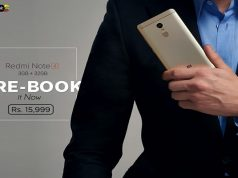 Redmi Note 4 (32GB) Pre-booking Starts Again