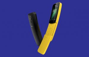 Nokia 8110 Banana Phone is Set to Go on Sale in Asia