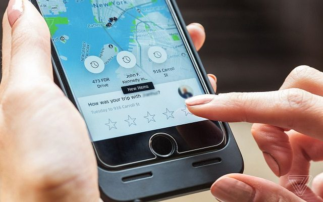 Now you can Rate Your Driver in Mid of Uber Ride