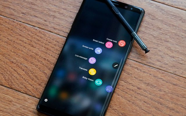 Samsung Galaxy Note 9: First Image Just leaked